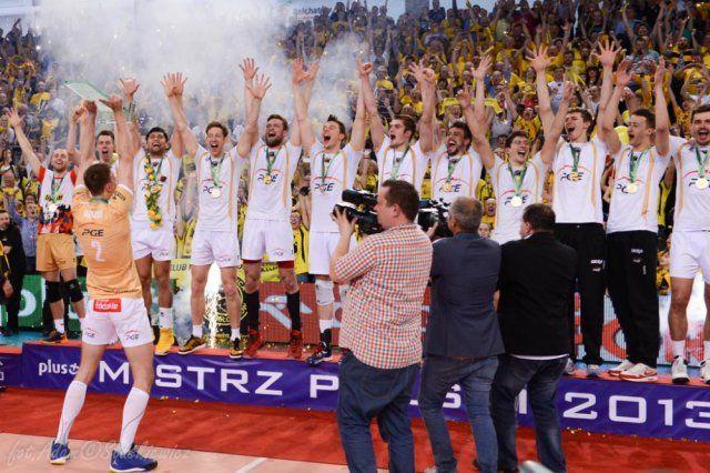 SKRA Bełchatów rozbiła Resovię i wywalczyła Mistrzostwo Polski!