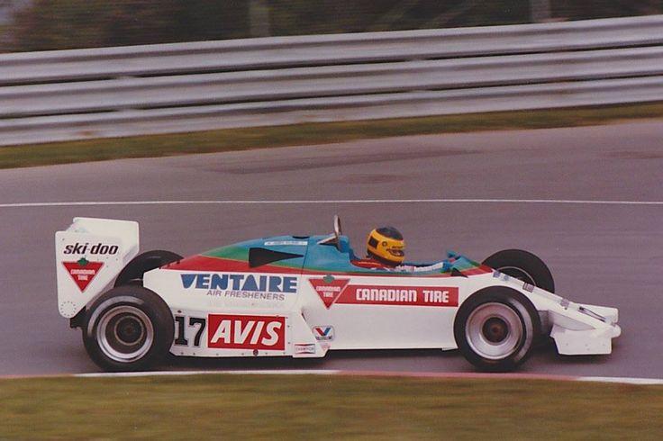 1983 GP Kanady (Montreal) RAM March 01 - Ford (Jacques Villeneuve sr)