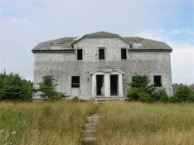 17 Best Images About Abandoned Places In Nova Scotia On