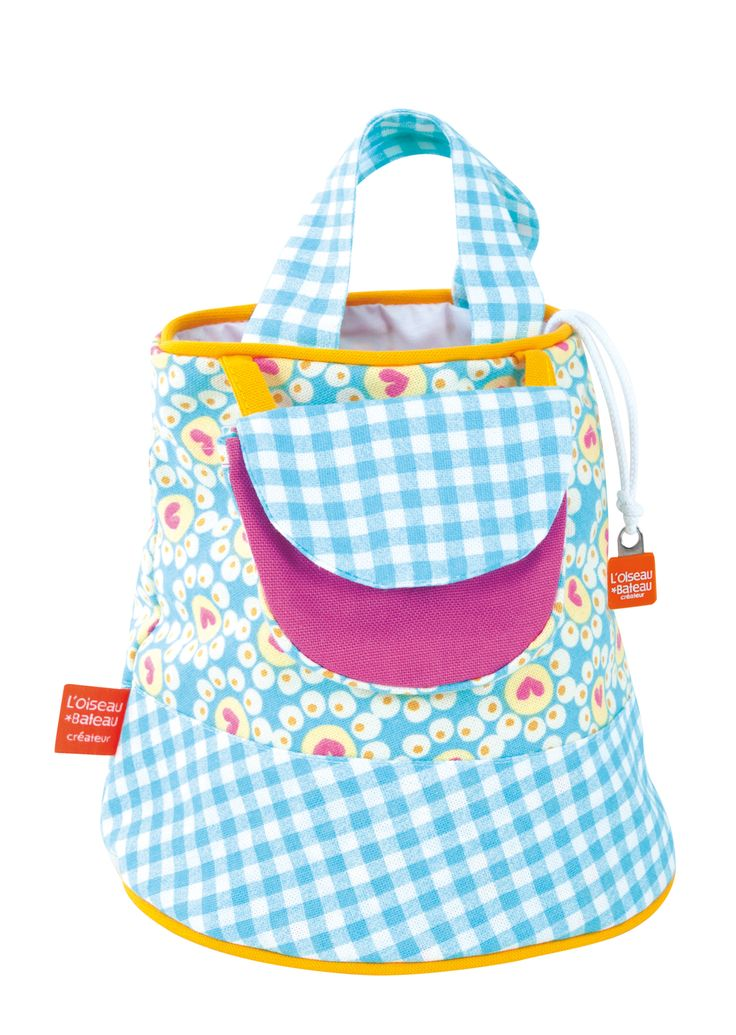 Spirited Mama's gorgeous the blue flower  bag sourced from the heart of France. www.spiritedmama.com