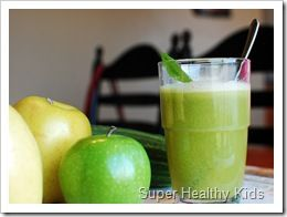 I am super into Juicing right now