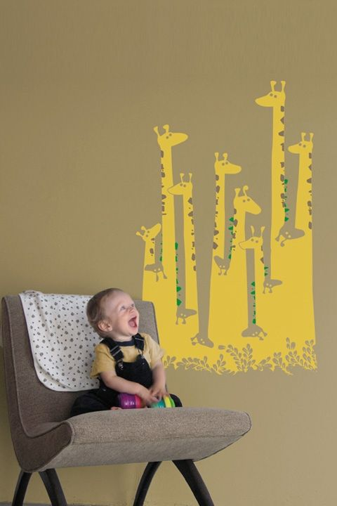 78 best Wall Art images on Pinterest | Child room, Wall clings and ...