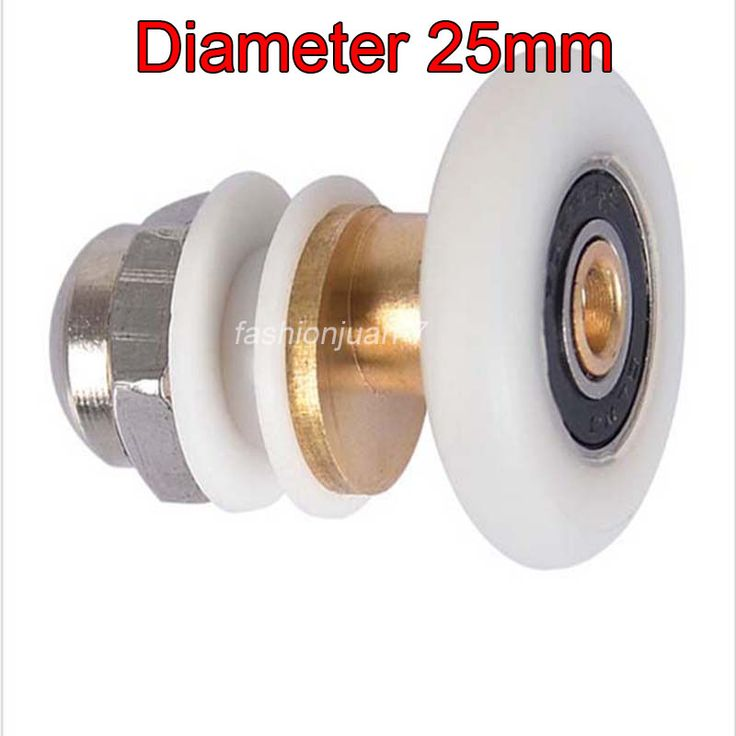2PCS Partiality Shower Door ROLLERS /Runners/Wheels/Pulleys diameter 25mm Wheel     Tag a friend who would love this!     FREE Shipping Worldwide     Buy one here---> https://diydeco.store/2pcs-partiality-shower-door-rollers-runners-wheels-pulleys-diameter-25mm-wheel/    #tools #DIY #lights #decoration #renovation #materials