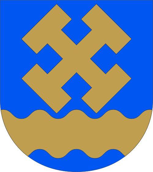 Coat of arms of Strömfors