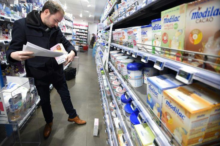 #83 Länder von Skandal um Salmonellen in Babymilch aus Frankreich betroffen - 24matins.de: 24matins.de 83 Länder von Skandal um Salmonellen…