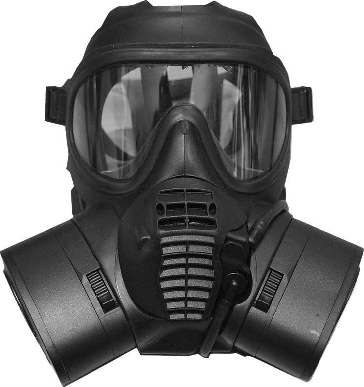 Gas Mask Png Image Gas Mask Gas Survival Gear