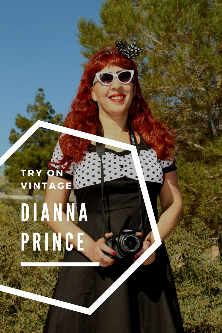 Best 25 rockabilly looks ideas on pinterest rockabilly womens look at pin up model dianna prince try on our atomic miss victory polka dot rockabilly dress and be inspired to get a more retro look solutioingenieria Choice Image