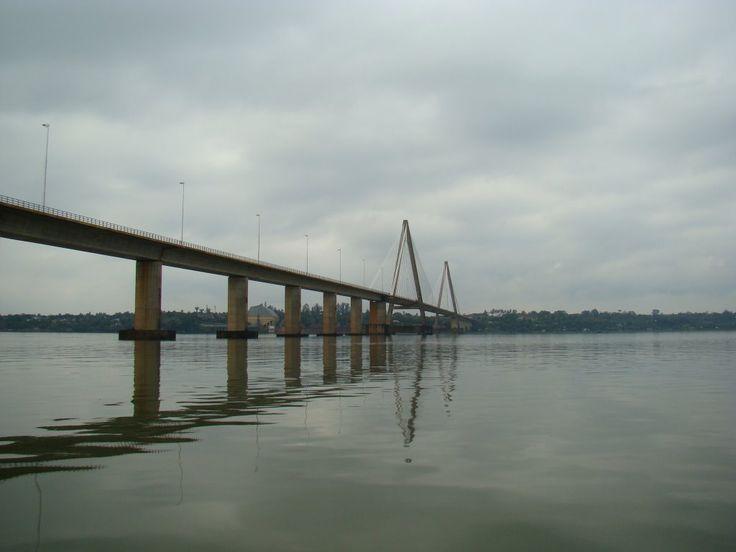 Puente Posadas Misiones Arg. - Encarnacion Paraguay