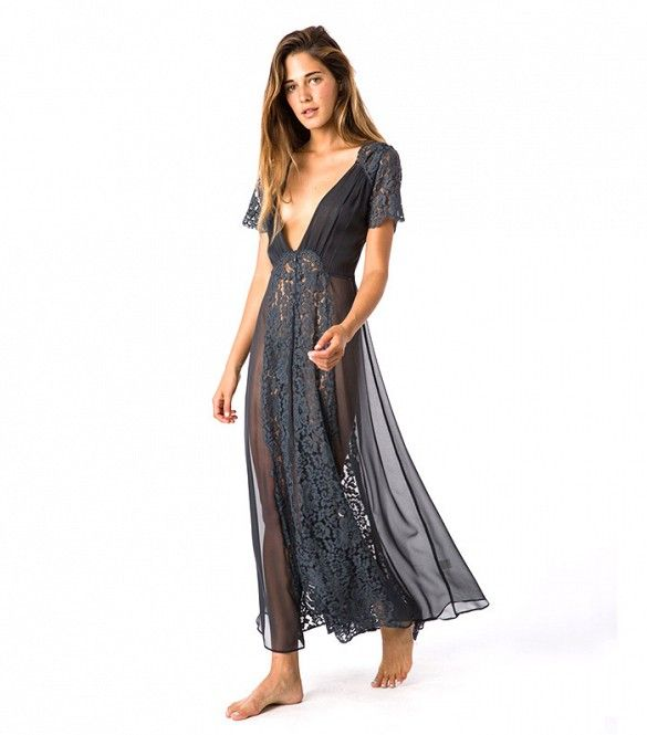 How to Actually Wear a Sheer Dress: A Shopping Guide ...