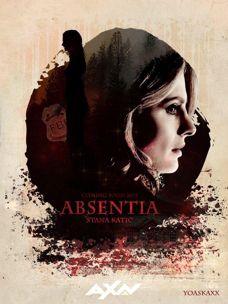 Absentia || Stana Katic by yoaskaxx.deviantart.com on @DeviantArt
