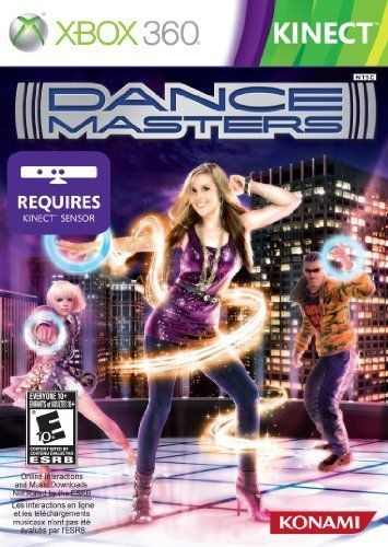 Dance Masters (Xbox Kinect) Experience the next generation of full body dancing from the pioneer of the dance game craze. In this brand new way to experience music and rhythm, Dance Masters uses Kinect for Xbox 360 to give gamers the ultimate dance club right in their living rooms, with no peripherals required. Dance to your favorite songs in a variety of genres and challenge yourself with different difficulty levels - or battle a friend to prove who has the best moves.$29.99 - Item No…