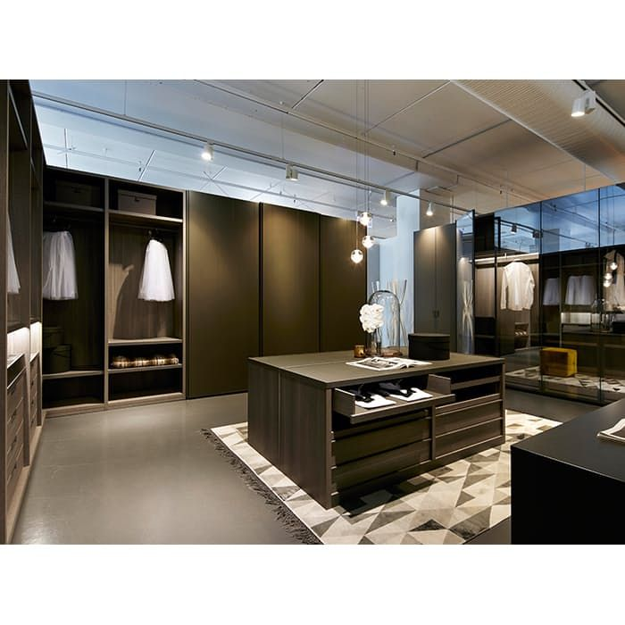 New look poliform sydney furniture kitchen and wardrobes walkin closest design walk in - Poliform showroom ...