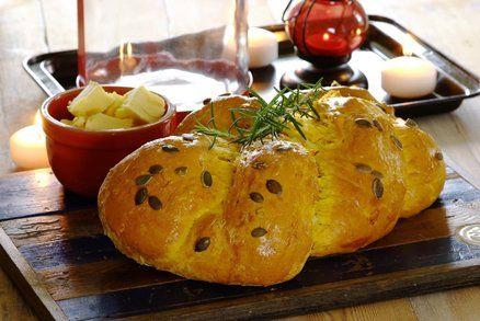 Někdo to rád křupavé: Domácí chleba a žemle