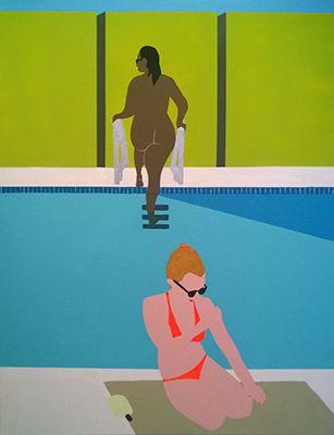Neal Breton, Grotto 2, 2015 | Good Eye Gallery