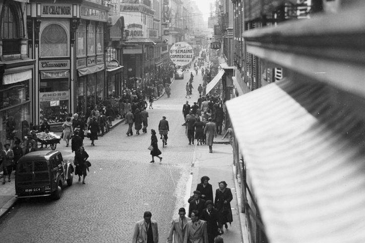 En images : il y a 30 ans, Bordeaux rendait la rue Sainte-Catherine piétonne - SudOuest.fr