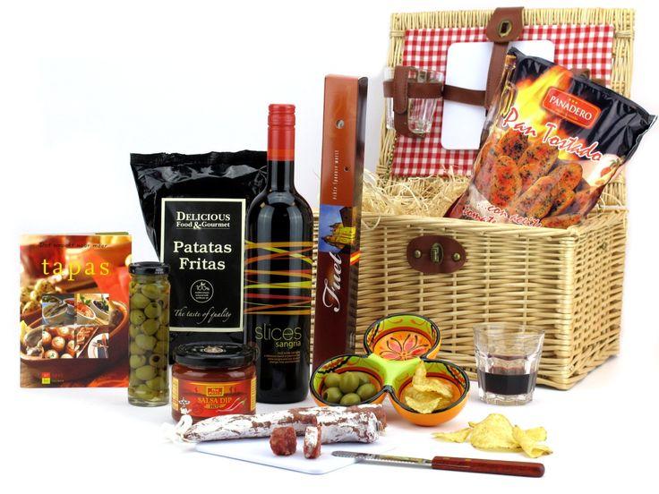 Tapas picnic