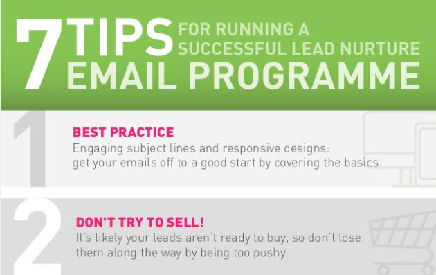 Are you using email as a marketing channel? It can be a great way to grow your business – here's how to manage results-driven B2B email lead nurture campaigns!