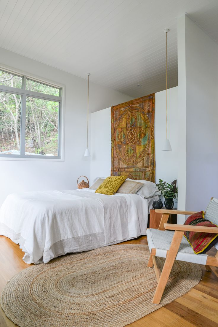 LW Projects | Gold Coast Hinterland by Louise Walsh Interior Design – Lennox Head – Australia. #ecoproject  #ecocontemporary #ecoarchitecture #ecointeriordesign #ecolivingroom #ecobedroom