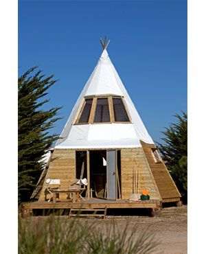 Alain dominique perrin invents the modern tipi sayfiye for Interieur definition
