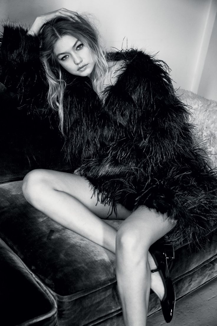 When Vogue met Gigi Hadid: click through to read the full cover interview