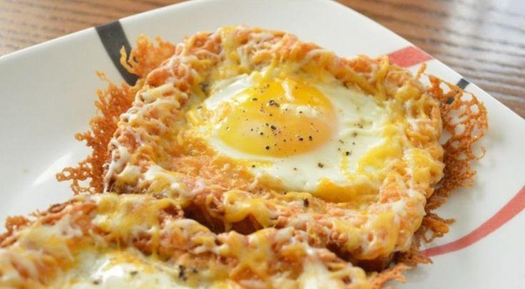 Sajtos tojásos pirítós
