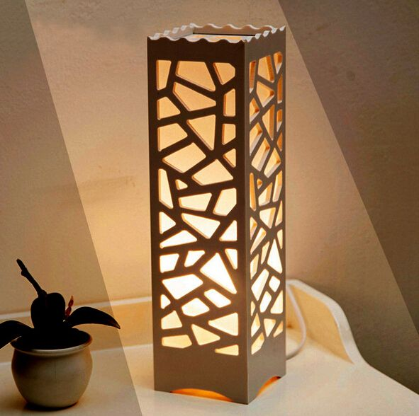 Stunning Wooden Table Lamps For Living Room Design Ideas