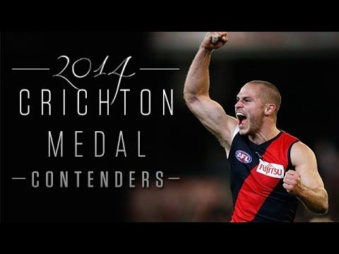 Always a consistent performer, will David Zaharakis bring home the #CrichtonMedal?