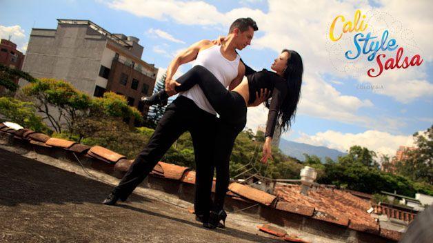BALLI CHE PASSIONE: Colombian / Cali Style