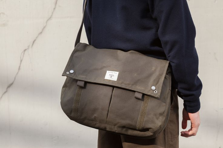 Universal Works + Barbour Active Tarras Courier