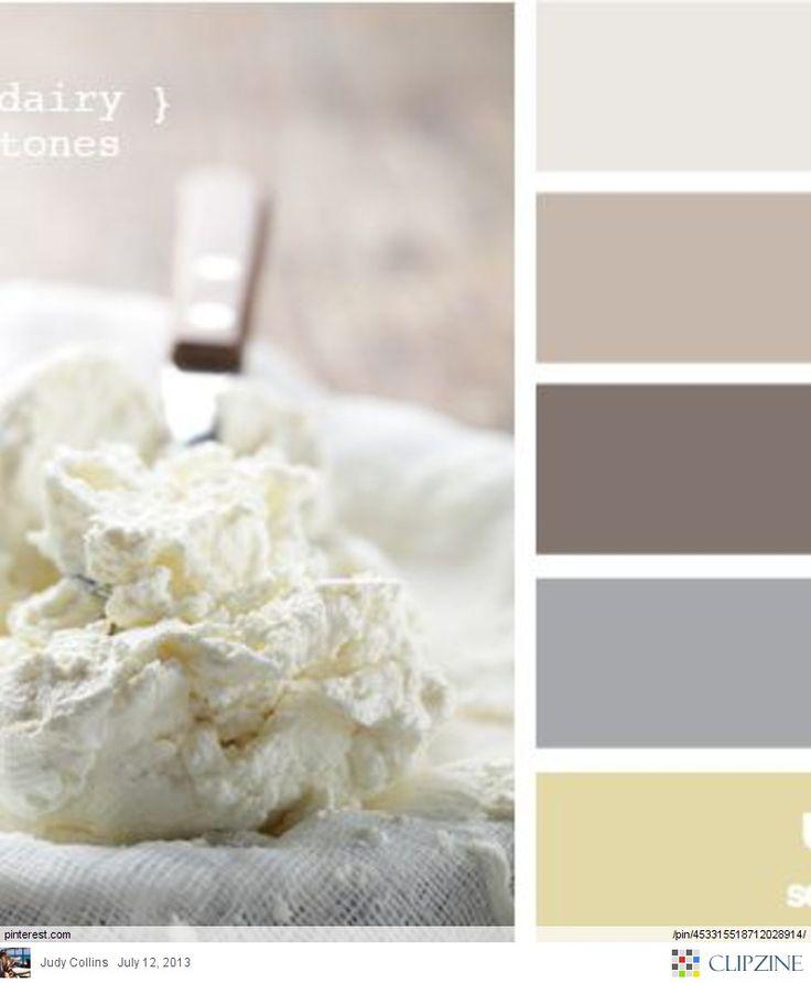 Match My Yellow Kitchen Beige Front Room Grey Den