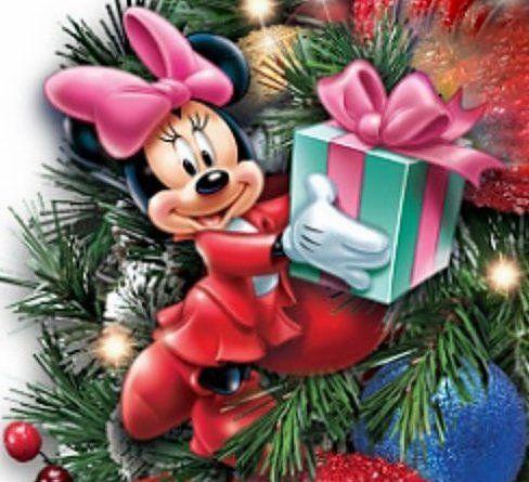 Christmas - Disney - Minnie Mouse