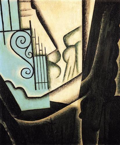 The Garden - Juan Gris
