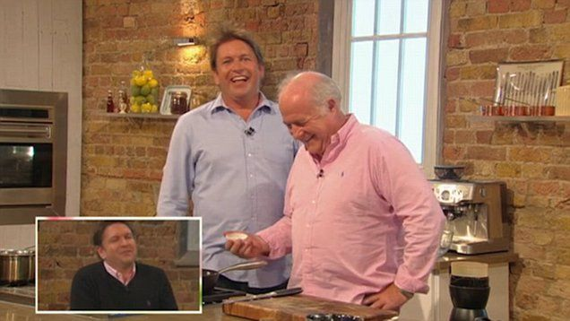 Long standing BBC presenter James Martin hosts his final episode of Saturday Kitchen, as the broadcaster pays tribute to the TV chef.
