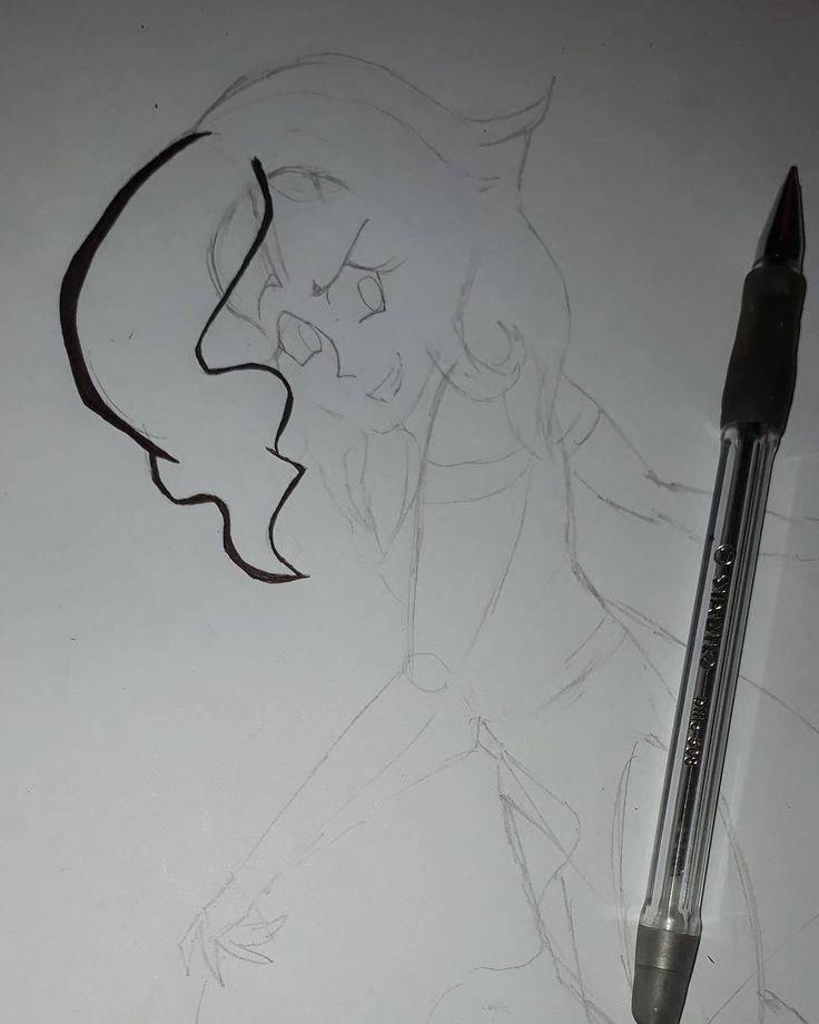 Realizando el diseño de mi personaje  Fany_Otaku #Anime #AnimeArt #Frozen #Anna  #Elsa #Olaf #Hielo #Diseño #ArteTradicional #Arte http://misstagram.com/ipost/1545276286540513572/?code=BVx7JhrFQEk