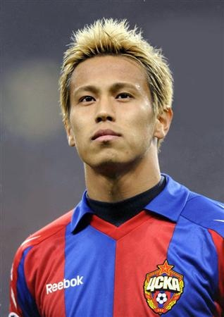 keisuke honda~football player.jpn