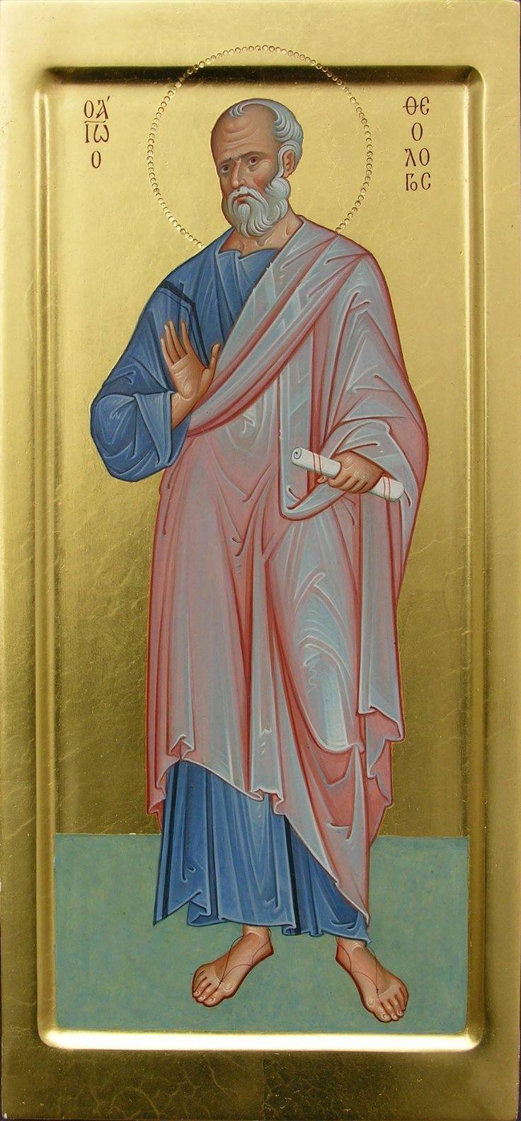 Pyhä Johannes Teologi