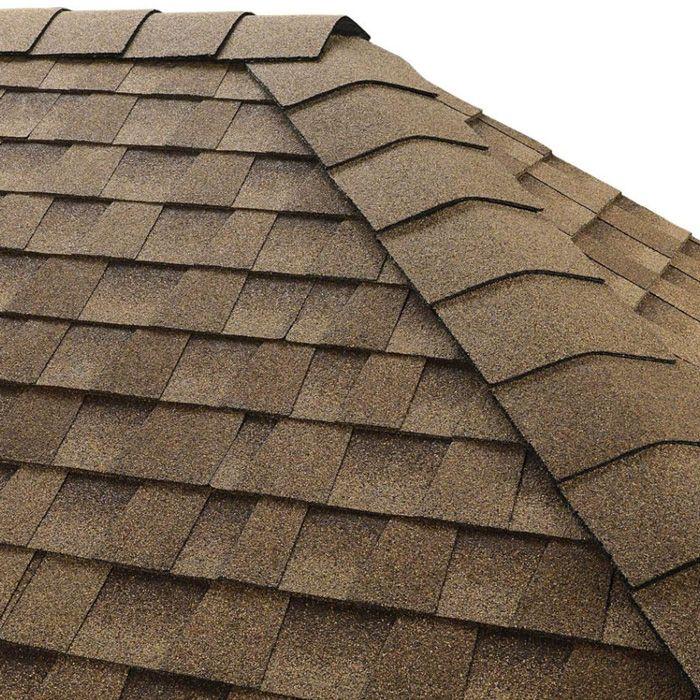 Installation Of Hip And Ridge Shingles On Roof Roof Shingles Ridge Roof Best Solar Panels