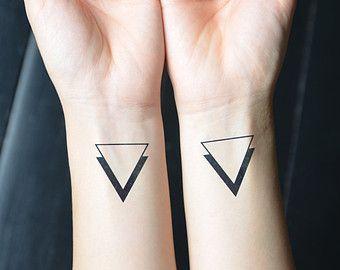 Image result for tatuaje triangulo