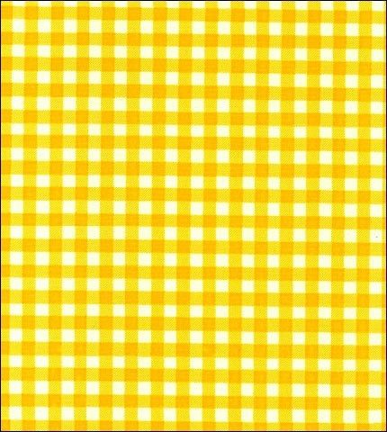 Pictures of Gingham - Yellow OilclothYellow Gingham, Oil Clothing, 8 Yards, Gingham Yellow, Yellow Oilcloth, Yards Gingham, Things Yellow, שעוונית Gingham, Oilcloth Pattern