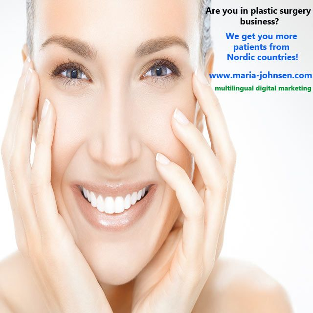 Plastic surgery SEO, social media marketing