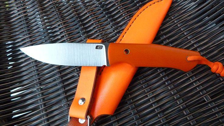 Авторские ножи ручной работы - Мастерская alpha knives | Портфолио
