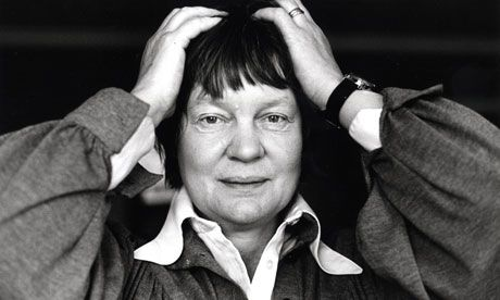 """""""Perhaps misguided moral passion is better than confused indifference.""""  Dame Iris Murdoch, Irish-born author and philosopher, best known for her novels about good and evil, sexual relationships, morality, and the power of the unconscious.   Iris Murdoch by Jane Bown 1978"""