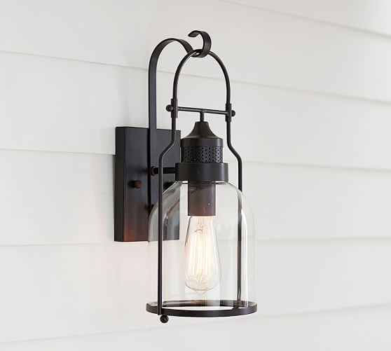 17+ Best Ideas About Outdoor Sconces On Pinterest