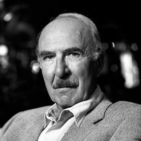Jean-Pierre Marielle (1932) - French actor. Photo Jean-Paul Bajard