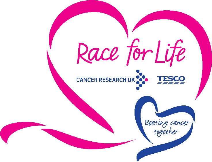 Race for Life - Cancer Research UK... Love doing this each year