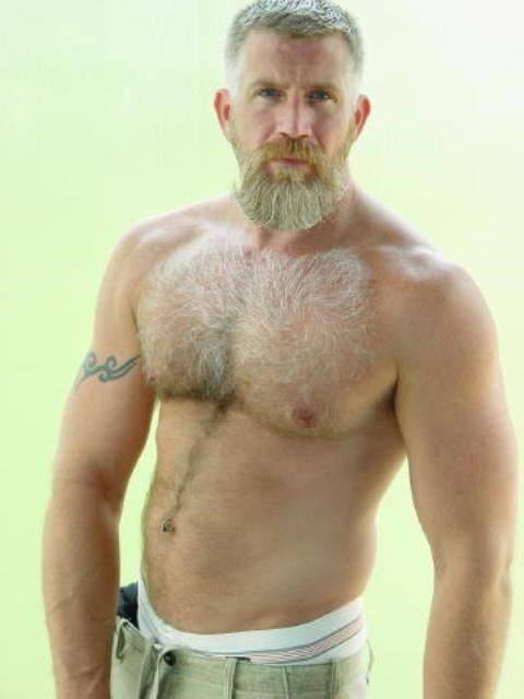 Pictures of gay hairy mature men