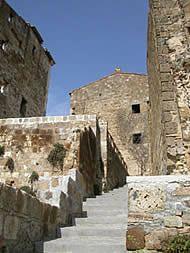 Città abbandonate borgo di celleno