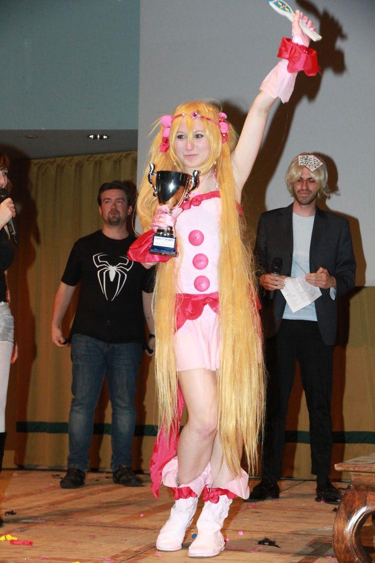 cosplay lucia nanami win