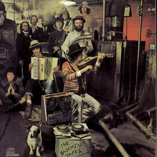 Bob Dylan & the Band - The Basement Tapes album cover