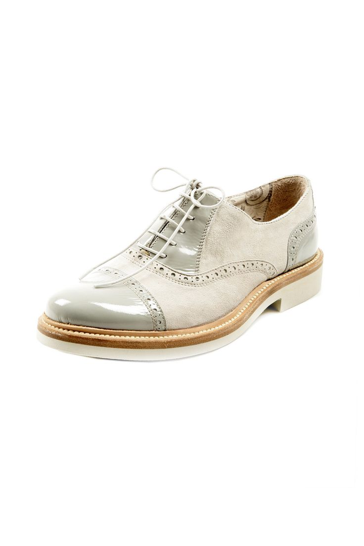 Saddle shoes and oxfords are making a comeback! Great with spring dresses.